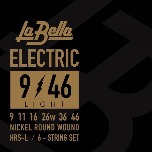 Corde La Bella HRS-L .009 – .046 HRS-L