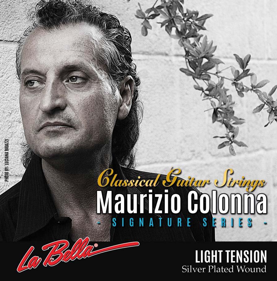 Corde per chitarra classica Maurizio Colonna signature MC1000L
